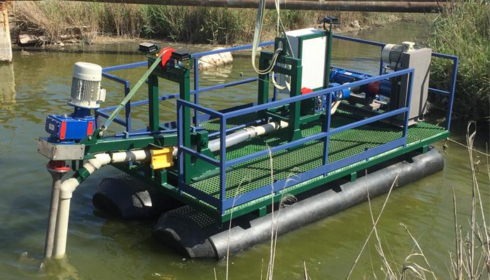 industrial sludge services